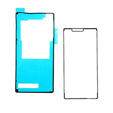 For Sony Xperia Z3 Front Back Touch Screen Glass Bezel Adhesive Tape Glue Repair