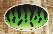 """Fishing Bumper Stickers MUSKY MUSKIE 5"""" x 3"""" decals fly fishing rods reels flies"""