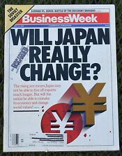 BUSINESS WEEK MAGAZINE - May 12, 1986 #2946 - Will Japan Really Change?