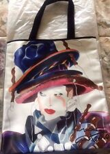 MAC Cosmetics Limited Edition Signed Tote Bag