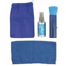 Notebook / Laptop Cleaning Kit - travel bag, cleaning fluid, cloth, brush