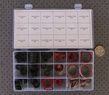 FIBRE & RUBBER SEALING WASHER KIT 141 Pce  ASSORTED SIZES