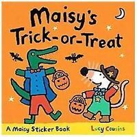 Maisy's Trick-or-Treat Sticker Book by Cousins, Lucy