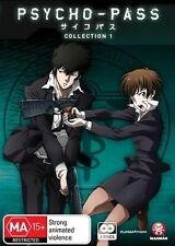 Psycho-Pass Collection 1 DVD 2-Disc Set anime