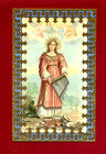 santino HOLY CARD SANTA CECILIA SANTINI