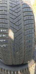 2x Winterreifen 245/45 R17 99V M+S Pirelli Sottozero 3 Dot15-17 5-6mm S171