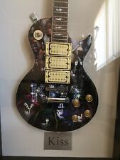 Signed Kiss Guitar