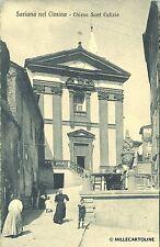 SORIANO NEL CIMINO - Chiesa Sant Eufizio