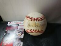 Don Sutton AUTOGRAPHED BASEBALL JSA Certified