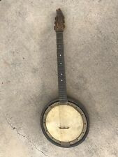 Antique Zither 6 String Banjo