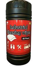 Toolpack 325.031 QWORKS Reinigungstücher Putztücher Werkzeuge Hände 80 St. XL