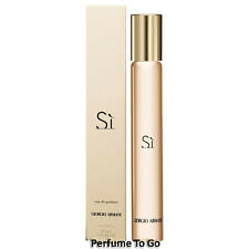 GIORGIO ARMANI SI for WOMEN * 0.34 oz (10 ml) EDP Rollerball NEW in BOX Sample