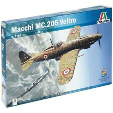 Italeri 1/48 Macchi M. C. 205 Veltro Maqueta de Plástico en Kit 2765
