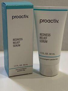 Proactiv Redness Relief Serum 1.7 fl oz 50 mL New Sealed In Box