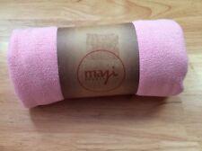 No Skid Premium Microfiber Pink MAJI SPORTS 24x72 Yoga Towel Skidless NWT