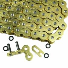 For XR250 XR400 XR600 XR650 520 122L O-ring Motorcycle Drive Chain
