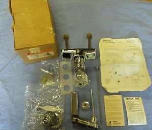 Briggs No.1211 plumbingware pop-up faucet old school