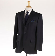 New $1995 BELVEST Charcoal Gray Silk-Wool-Linen Blazer 40 R Sport Coat