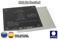 MK3 Alu Heated Bed Cama Caliente 12/24v reprap impresora 3d printer + THERMISTOR