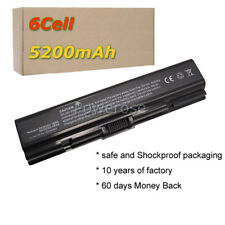 New Battery for Toshiba Satellite A500-17X A500-1E5 A500-1GZ A500D-11C Notebook