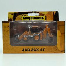 Maquinaria Para Construccion JCB 3CX 4T Excavator Diecast Models Edition 1/87