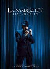 LEONARD COHEN Live In Dublin DVD BRAND NEW