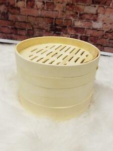 Martha Stewart Collection Bamboo Steamer Basket