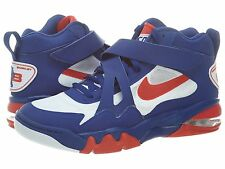 Nike Air Force Max CB 2 Hyperfuse Mens 616761-400 Barkley Blue Red Shoes Sz 10
