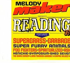 (FP880) Melody Maker Presents Reading 98 - 1998 CD