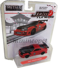 JADA JDM TUNERS 14036 1995 95 TOYOTA SUPRA 1/64 DIECAST MODEL CAR RED