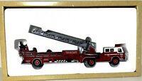 1991  Corgi  Classic Fire Vehicle  'American Lafrance Aerial Ladder Truck'