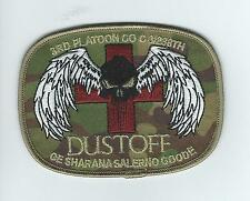 "3rd PLT C CO 3-238th "" DUSTOFF"" patch"