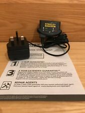 Stanley FatMax 18V Charger For Cordless Drills  FMC608 FMC626 FMC641 FMC628