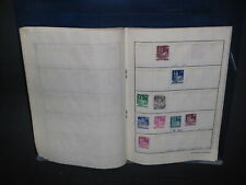 6 Partially Filled Approval Books With World Stamps