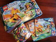 LEGO Elves Lavahöhle des Feuerdrachens (41175)