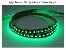 LED Light Strip HIGH POWER Green color for Auto Airplane Aircraft Rv Boat Interi
