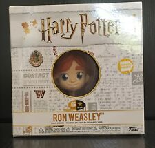 Harry Potter Funko Five Star Vinyl Figure Ron Weasley Scabbers Wand