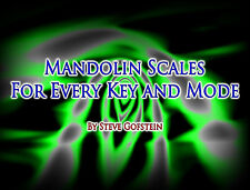 Mandolin Scales All Modes & Keys Pdf Book