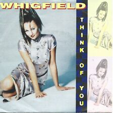 """Whigfield - Think Of You: 2 Versions (7"""" ZYX Vinyl-Single Germany 1995)"""