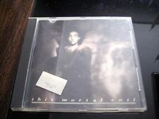 THIS MORTAL COIL IT'LL END IN TEARS CD BEGGARS BANQUET MUSIC 4AD England UK