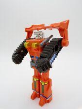 90's Bandai Japan Machine Robo CG-13 Dozer Robo Transformers Diaclone Gobots