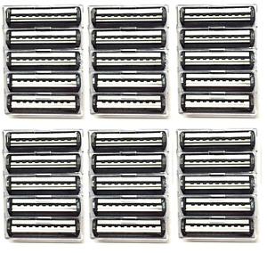 Atra Plus Generic Blades BULK Packaging - 30 Cartridges