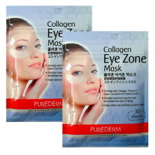 [2PCS] Purederm Collagen Mask Dark Circles White Under Eye Patches Wrinkle Care