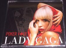 Lady Gaga - Poker Face CD Single