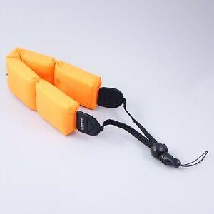 Olympus Float Strap for Underwater Cameras, Orange #QE9