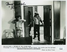 Beverly Randolph Autograph Signed 8x10 Photo -Return of the Living Dead(JSA COA)
