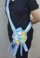 1 Baby Shower MOM TO BE SASH,Blue/boy,Ribbon favors,Stork,Corsage,Sail boat,gift