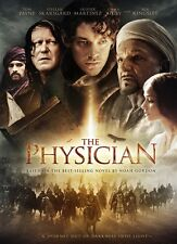THE PHYSICIAN New Sealed DVD Ben Kingsley