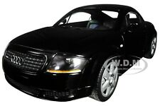 1998 AUDI TT COUPE BLACK LTD ED 300 PCS 1/18 DIECAST CAR BY MINICHAMPS 155017021