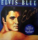 ELVIS PRESLEY Elvis Blue Vinyl LP